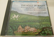 The Voice of Wales - Various Artists - CD Album, Used very good