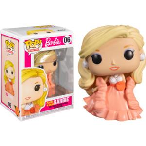 Funko POP! Retro Toys Vinyl Figure - Barbie - Peaches 'N Cream Barbie #06