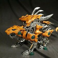 Zoids Wild Custom painted - Fang Tiger Zw19 Custom Painted Works great Must see!