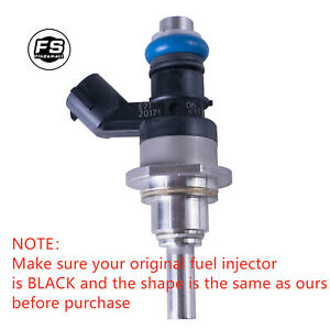 OEM Fuel Injector For Mazda Speed 3 6 CX-7 L3K9-13-250A E7T20171 2.3L Turbo