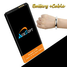 7220mAh Extended Slim Battery or Data Cable for Samsung Galaxy Note 4 IV SM-N910