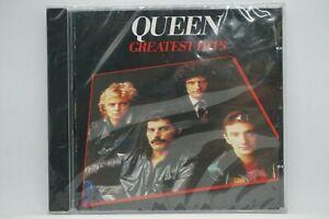 QUEEN : GREATEST HITS   CD ALBUM - Bohemian Rhapsody - Freddie Mercury