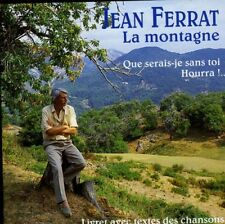 Jean Ferrat - La Montagne [New CD] France - Import
