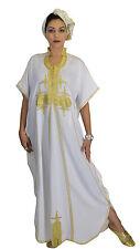 Moroccan Kaftans Women Caftans Dress Evening Party Short Sleeve Abaya Wedding