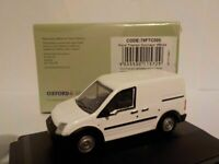 Model Car, Ford Transit Connect - White OXF 76FTC005