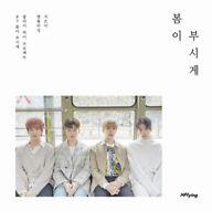 N. Flying: Bright Spring* CD+Full Package+Poster (Kakao M) 5th Mini Album K-POP