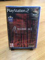 Resident Evil 4 Sony PlayStation 2 PAL Brand New & Sealed PS2 🇦🇺