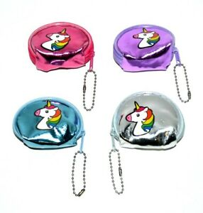 Unicorn Pouch Soft Case For In-Ear Headphones Soft Zippered Earbuds Coin Choice