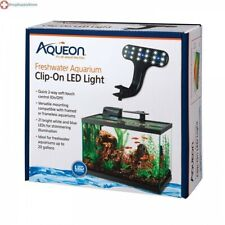 LM Aqueon Freshwater Aquarium Clip-On LED Light 1 Count