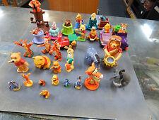 Winnie the Pooh various figurines - 30 in total