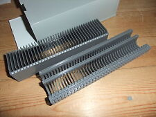 Slide projector slide cassette trays X 2 35 slides FOR VOIGTLANDER + storage box