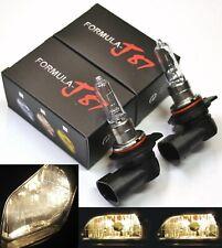 Halogen 9012 HIR2 55W 3800K Stock Two Bulbs Head Light Dual Beam Replacement OE