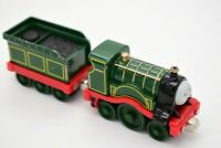 Thomas & Friends Take Along N Play Die Cast Metal Train Emily Engine Tender 2004