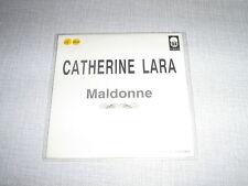 CATHERINE LARA CDS FRANCE PROMO MALDONNE
