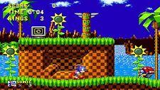 Sonic The Hedgehog PAL Complete Awesome Sega Megadrive Game