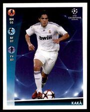 Panini Liga de Campeones 2009-2010 el Kaká UEFA Club Fútbol premios no. 557