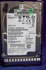 872475-B21 HP 300GB SAS 12G ENTERPRISE 10K 2.5IN SC DS HDD 872735-001 EG0300JFCK