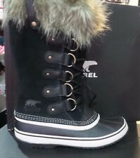 Sorel Women's Joan Of Arctic Waterproof Insulated Lace Up Winter Boots SZ 8