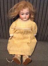 Antique 1890s German Bisque Doll Armand Marseilles Borgfeldt