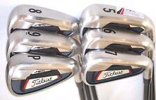 Titleist 714 AP1 5-PW Iron Set avec Kuro Kage 65 g Regular Flex Graphite Shafts