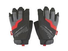 Milwaukee Hand Tools MHT48229742 Fingerless Gloves - Large (Size 9)