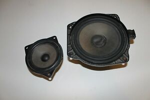 2007 - 2010 Mini Cooper S 1.6L Turbo R55 Right Passenger Side Door Speakers