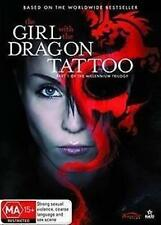 GIRL WITH THE DRAGON TATTOO Michael Nyqvist DVD NEW