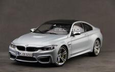 1/18 Paragon BMW F82 M4 Coupe Silver Stone w/ M3 M6 19' Wheel Edition