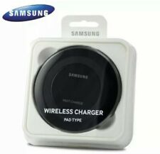 Genuine Samsung Wireless Charger QI FAST Charging  Galaxy S8 S9 S6 S7 iPhone X