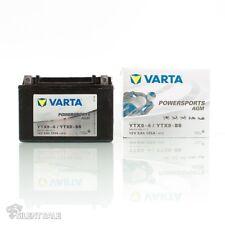 Orginal VARTA YTX9-BS Powersports 12V 8 Ah AGM Motorrad Batterie  NEU
