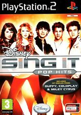 Disney Sing It: Pop Hits (Game Only) PS2 (Playstation 2) - Versandkostenfrei-UK Verkäufer