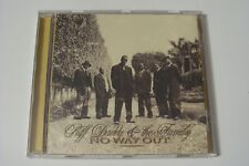 PUFF DADDY & THE FAMILY - NO WAY OUT CD 1997 (PRINTED IN JAPAN) NOTORIOUS B.I.G.