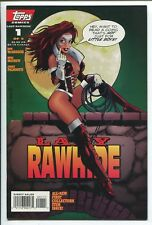 LADY RAWHIDE #1-5 COMPLETE MINI-SERIES PLUS SPECIAL EDITION - TOPPS COMICS/1995