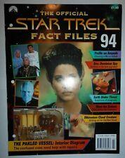 THE OFFICIAL STAR TREK FACT FILES #94