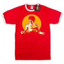 Bruce Lee Artes Marciales Inspirado T-Shirt Tee Mma Boxeo no oficiales Timbre Nuevo
