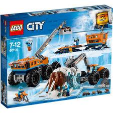 LEGO City Arctic mobile d'exploration de base 60195 neuf