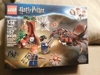 LEGO Harry Potter and The Chamber of Secrets Aragog's Lair 75950 Brand NEW