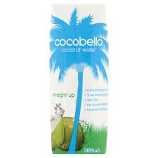 Cocobella Straight up Pure Coconut Water 250ml