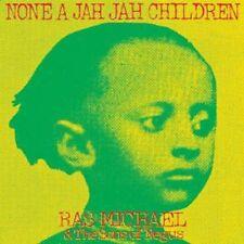 Ras Michael - None A Jah Jah Children - New 2CD