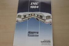 178224) LMC Caravan - Modellprogramm - Prospekt 1984