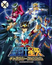 SAINT SEIYA GALAXY SPIRITS JAPAN PROMOTIONAL POSTCARD X1 GAME TOEI BANDAI NFS