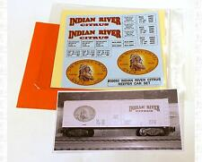 LBR S Decals Indian River Citrus Billboard Reefer 20093