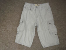 "Long 13 to 17"" Inseam Cotton NEXT Shorts for Men"