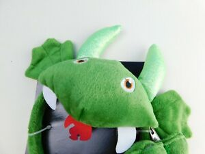 Halloween Costume Instant Character Green Dragon Dress Up Cosplay Play