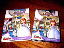 Sofia the First : Disney Junior; The Enchanted Feast w/ *Hand Mirror* DVD] NEW