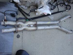 2006-2011 Chevrolet Corvette C6 Exhaust X Pipe 25839150