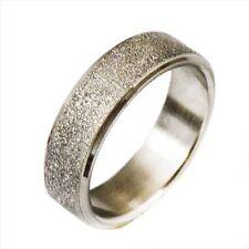 Alianza diamantada talla 8 usa con oro blanco laminado 18 kt (ver fotos)