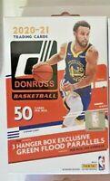 2020-21 Panini Donruss NBA Basketball SEALED HANGER BOX IN HAND UK! - LaMelo?!
