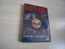 Guns N Roses Live In Tokyo 92 2 DVD Set
