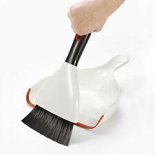 Oxo Good Grips grandes PAN polvo y cepillo conjunto Labio Flexible Antideslizante Agarre Suave